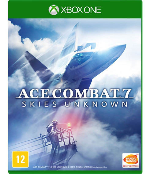 Ace Combat 7 Skies Unknown - Xbox-one