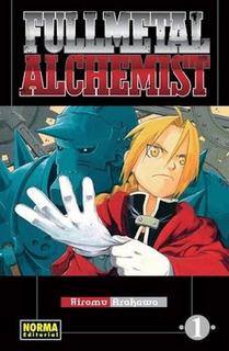 Full Metal Alchemist Manga Digital Español
