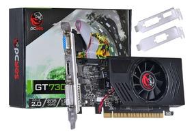 Placa De Video Geforce Nvidia Gt 730 2gb Sddr3 128bit Nfe