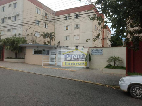 Imagem 1 de 15 de Apartamento Residencial À Venda, Vila Mimosa, Campinas - Ap0790. - Ap0790