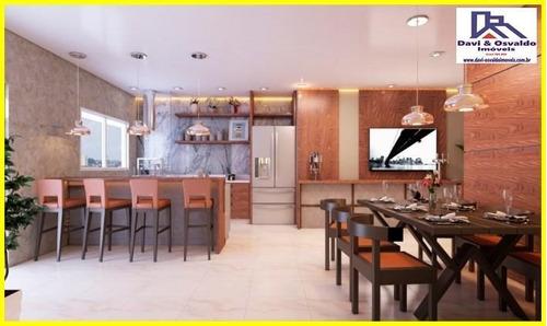 Apartamento 2 Dormitórios Para Venda Em Praia Grande, Caiçara, 2 Dormitórios, 1 Suíte, 1 Banheiro, 2 Vagas - Ap00158_1-1302262