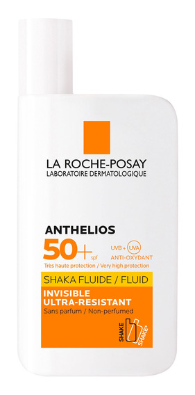 Anthelios Xl Fps 50+ Fluido Ultraligero Sin Color 50 Ml