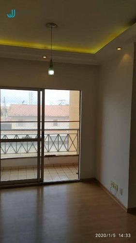 Apartamento Helbor Villagio Com 2 Dormitórios À Venda, 70 M² Por R$ 234.990 - Braz Cubas - Mogi Das Cruzes/sp - Ap0999