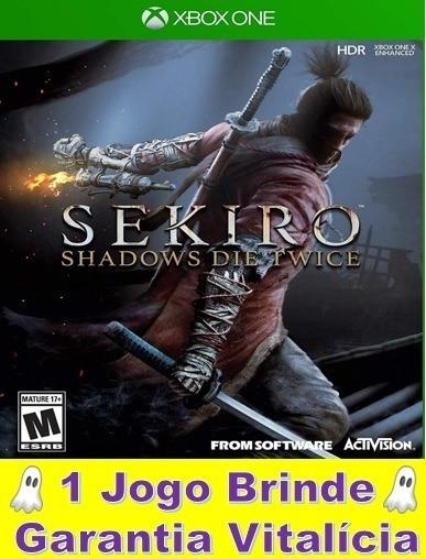 Sekiro + 1 Jogo Brinde Xbox One