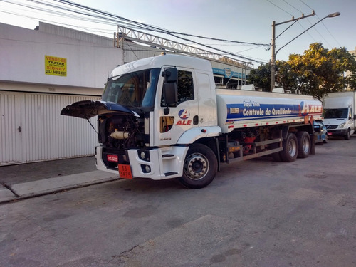 Ford Cargo 2429 Ano 2015