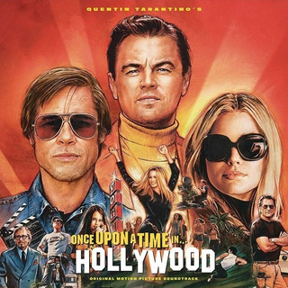 Ost Once Upon A Time In Hollywood Vinilo Nuevo Obivinilos