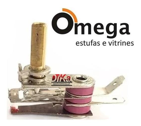 Termostato Para Estufa Vitrine De Salgado 110v / 220v Omega