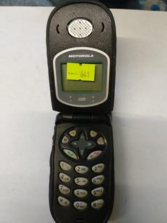 641 Motorola I530 Por Partes (tonillo Universal)