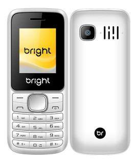 Celular Barra Bright Branco Dual Chip Lacrado 32gb