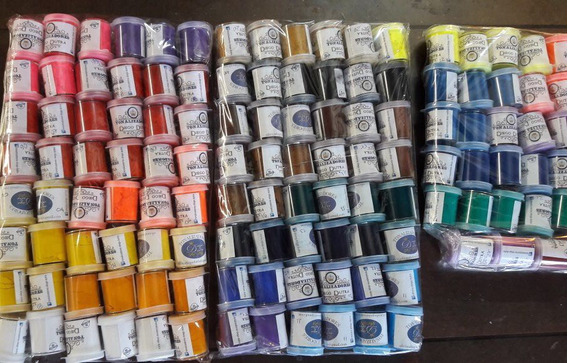 Tintas Colorantes Para Porcelana Fría Diego Dutra X4un