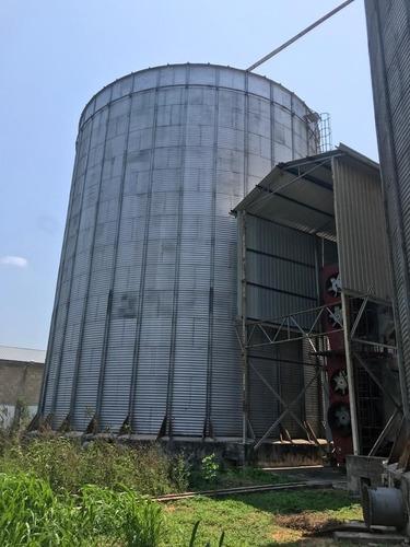 Centro De Acopio  Granos. 2 Silos 4000 Ton. C/u Arroz Maiz
