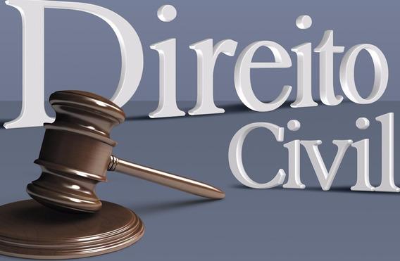 Áudio Aula Direito Civil Para Concursos - 5 Cap.