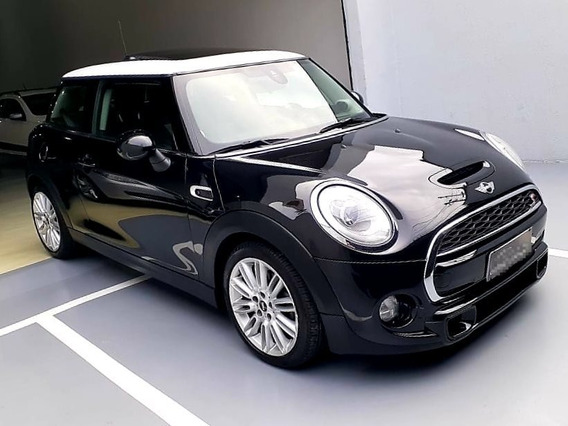 Mini Cooper S Ano 2015 2.0t Exclusive Oportunidade