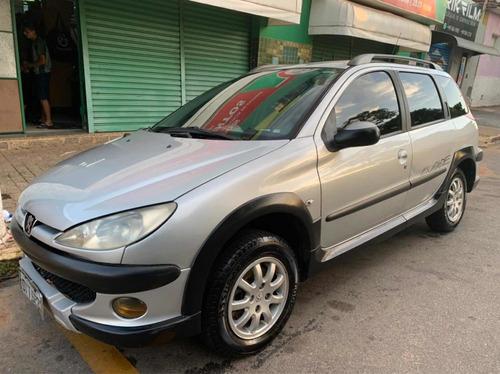 Imagem 1 de 8 de Peugeot 206 Escapade 2008 Flex Completa Ipva Ok Pla Mercosul