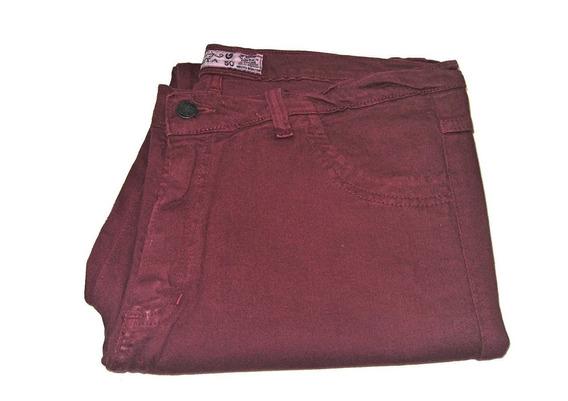Pantalon De Gabardina Elastizado Talles Grandes Especiales