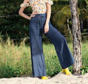 Pantalones De Algodón Para Dama
