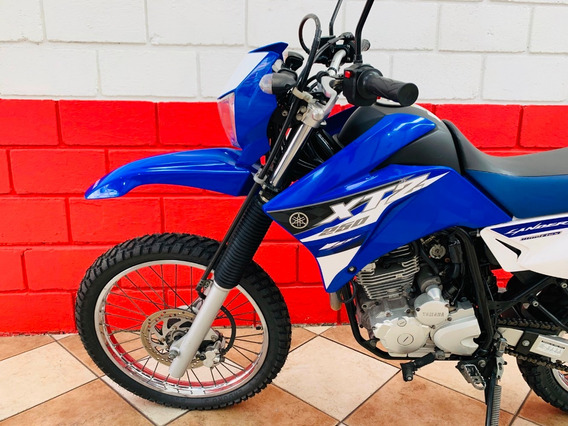 Yamaha Xtz 250 Lander Blueflex - 2016 - Financiamos