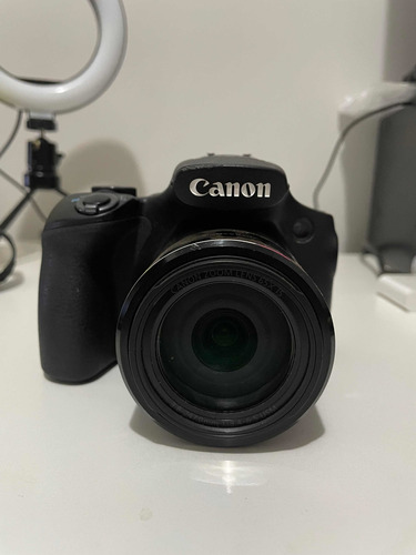 Imagem 1 de 7 de Canon Powershot Sx60 Hs