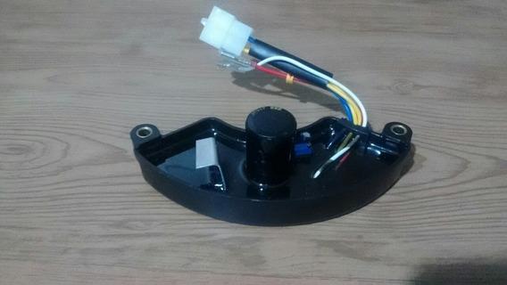 Motomil Regulador De Voltagem Avr Gerador Monofasico 8 Kva
