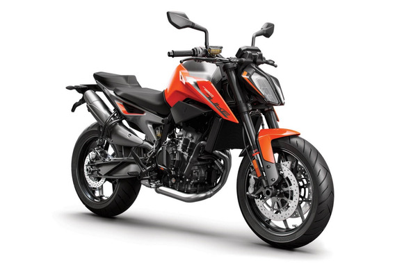 Ktm Duke 790 2020 0km Gs Motorcycle