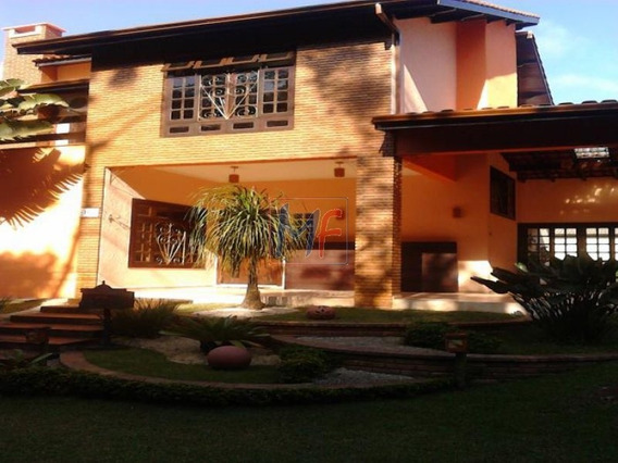 Ref 7610 - Lindissima Casa ,5 Dorms E 5 Vagas - Cond. Park Imperial. - 7610