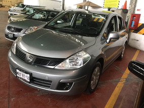 Nissan Tiida Advance Std 6 Vel Ac 2014