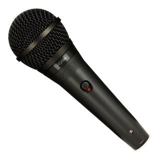 Micrófono Dinámico Shure Pga58lc