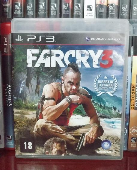 Farcry 3 Original Ps3 Completo   Parcelamento Sem Juros