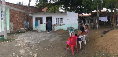 En Cartagena Vendo Casa Lote En La Boquilla