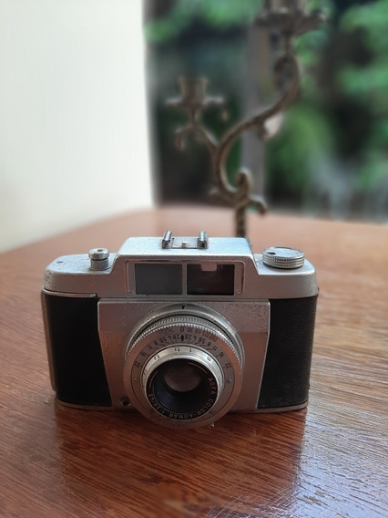 Câmera Antiga Silette