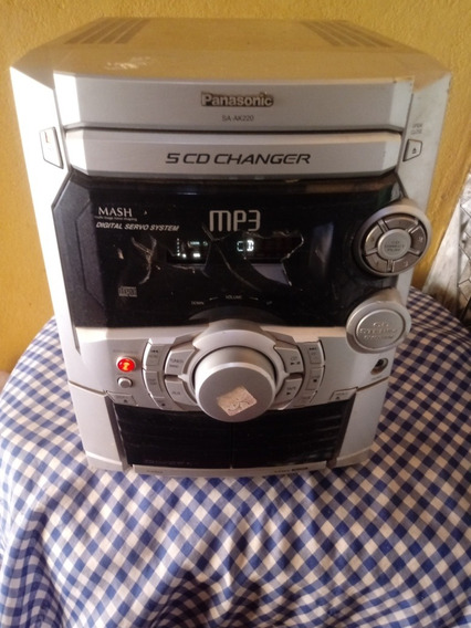 Panasonic Sa-ak220 Defeito F61 Completo