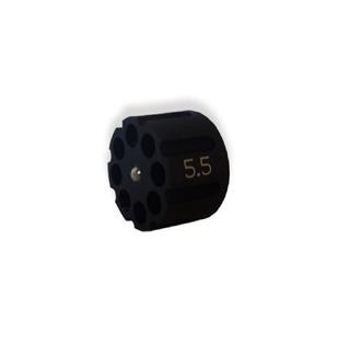 Magazine Sobressalente Carabina Pcp R8 Rossi 5,5mm