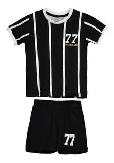 Kit Infantil Retrômania Corinthians 1977