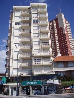 Departamento Mar Del Plata 2 Ambienten Frente/vista Al Mar
