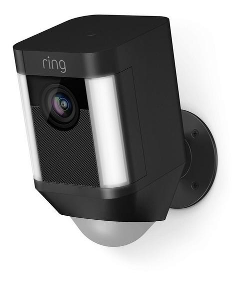 Cámara Ip Wifi Ring Spotlight Batería 1080p Audio Seguridad