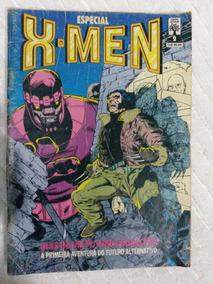X-men Especial # 02 Dias De Um Futuro Esquecido - Abril