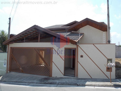 Linda Casa Térrea No Villa Vila Branca Jacareí Sp 250 M² - 129