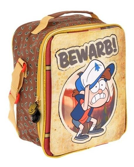 Lonchera Termica Escolar Infantil Gravity Falls 7542