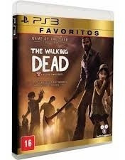 Jogo The Walking Dead The Complete First Season - Ps3 Usado