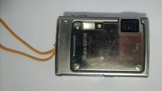 Câmera Olympus Stylus 1030 Sw