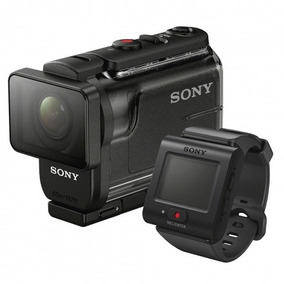 Filmadora Sony Action Cam Hdr-as50r Com Controle