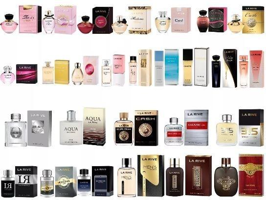 Kit De 2 Perfumes La Rive A Escolha Para Revenda Atacado