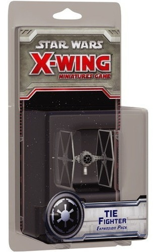 Tie Fighter - X-wing Star Wars Game - Miniatura Jogo Ffg