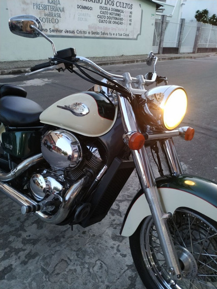 Honda Shadow Ace 750 - Importada