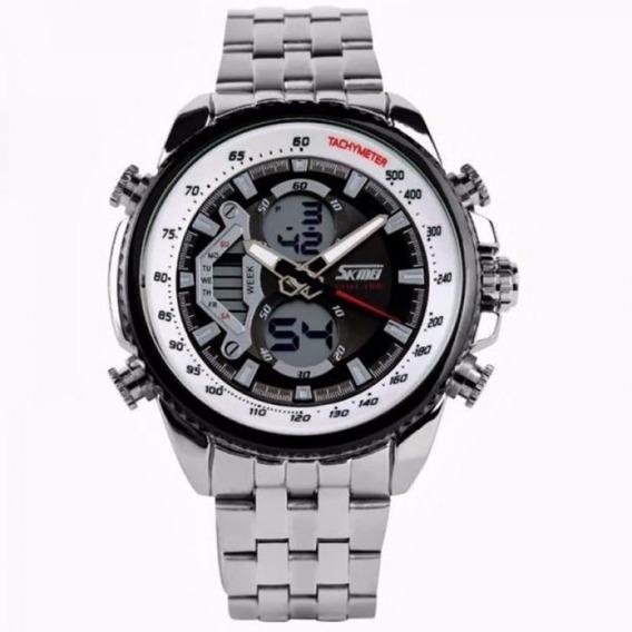 Relógio Skmei Multifuncional - Frete Grátis