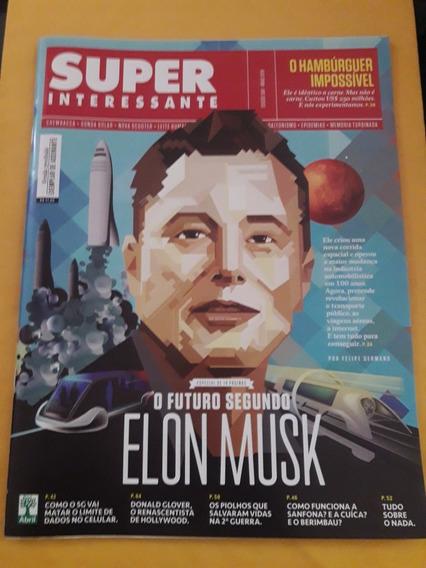 Revista Superinteressante Edição 388 - Elon Musk