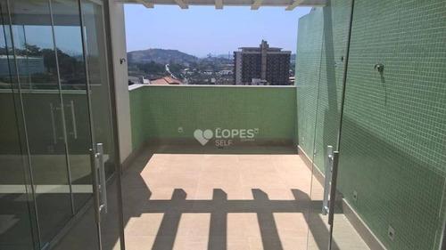 Imagem 1 de 30 de Cobertura À Venda, 122 M² Por R$ 650.000,00 - Centro - Niterói/rj - Co2900