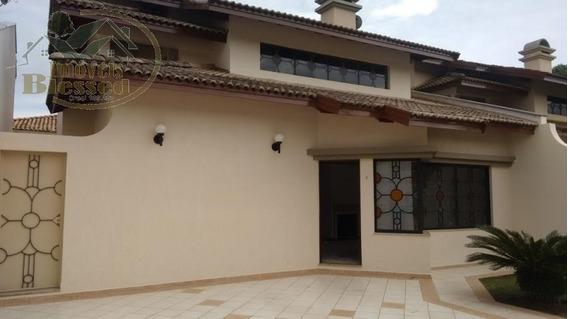 Casa Em Condomínio Para Locação Em Atibaia, Vila Santista, 3 Dormitórios, 3 Suítes, 4 Banheiros, 2 Vagas - 0073