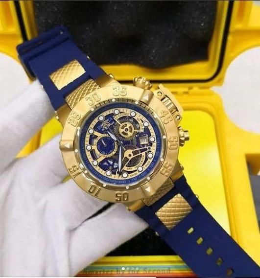Relógio Invicta Subaqua 18527 Azul
