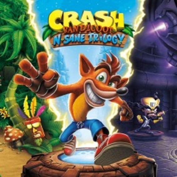 Crash Bandicoot N. Sane Trilogy Play 4 I Digital I